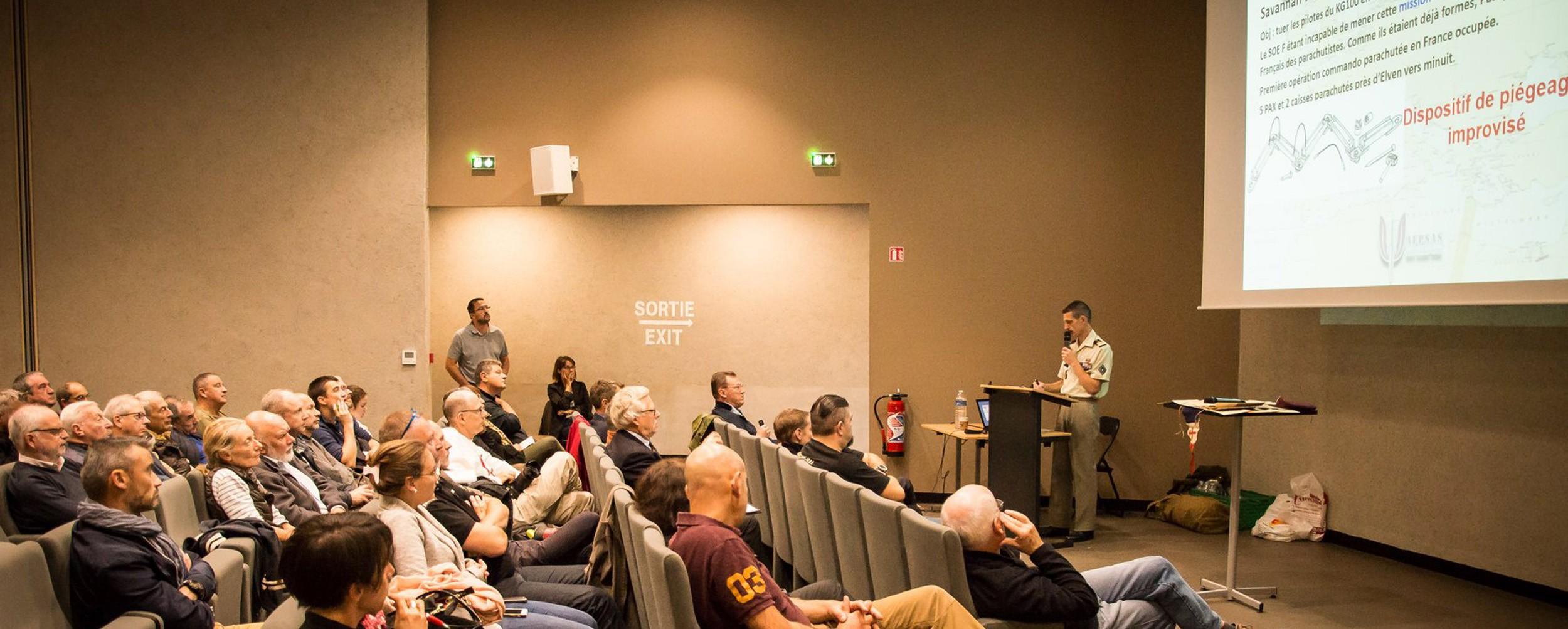 AFPSAS Conférence